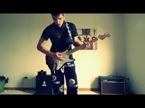 Yelawolf - American You (Guitar Cover)