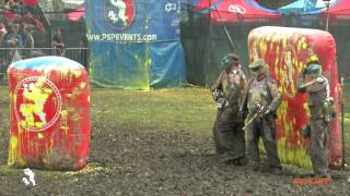 Sunday Game 8 Birmingham Prime vs Charlotte BloodHounds - PSP Dallas Open Paintball 2015