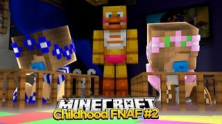 - Minecraft Childhood FNAF FREDDY IS IN THE CASTLE 2