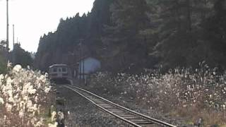 下北交通 陸奥関根-樺山 キハ85形