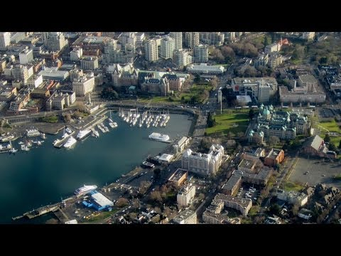 Sightseeing flight over Victoria from the Victoria International Airport (CYYJ)