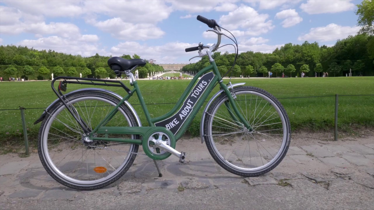 Bike About Tour's Versailles Bike Experience