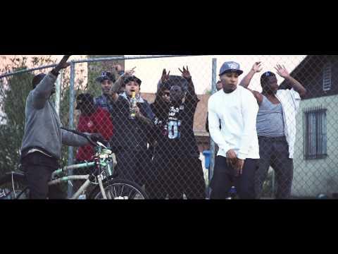 "Phoenix Arizona Rappers Devastation ""No Glok"" feat Trap House & Swuahmullik Da Curse"