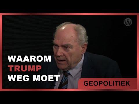 Van Wolferen, waarom Trump weg moet.