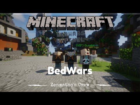 Bapak Tua Main BedWars - Minecraft Indonesia