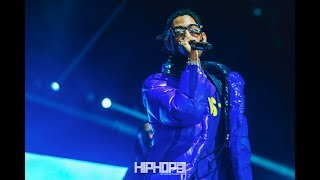 PnB Rock Performance at His Sold Out Concert in Philly (HHS1987 Exclusive)