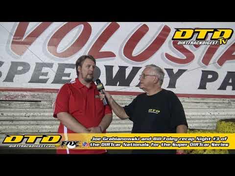 Super DIRTcar Series Recap from the DIRTcar Nationals at Volusia Speedway Park | Night #3 2/13/20
