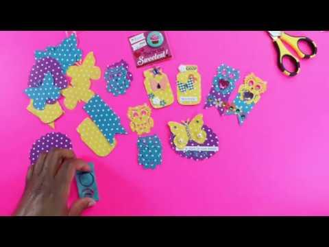 Incoming Happy Mail Pt 2 | T.P. Mini Album, DIY Embellishments, & Traveling Flip Books