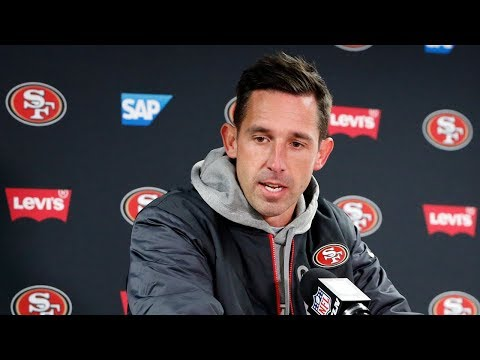 Kyle Shanahan Recaps 'Huge Team Win' in Chicago