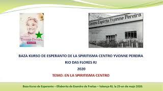 Curso Básico de Esperanto do CEYP - Lição 3
