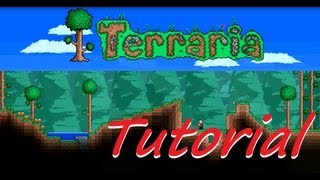 Terraria - Tutorial | Android Mobile games