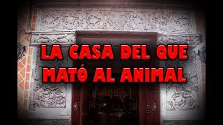 LA CASA DEL QUE MATO AL ANIMAL | LEYENDA DE PUEBLA