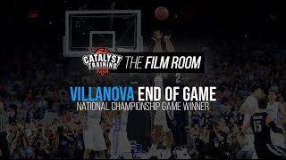 Villanova Game Winner || End Of Game