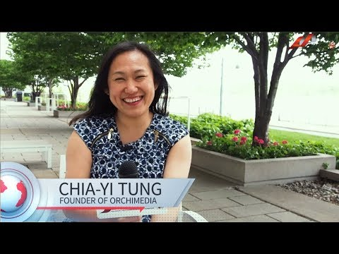 [Global Vision] Chia-Yi Tung, Founder of Orchimedia
