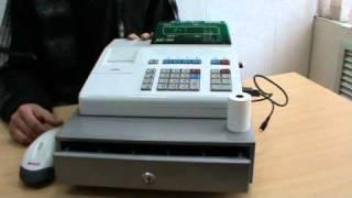 видео ККМ АМС-мини 100 К