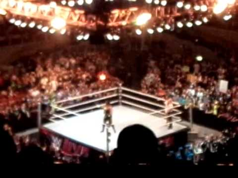 WWE JAPAN VLOG @ Ryogoku Sumo Hall!!! {part4}