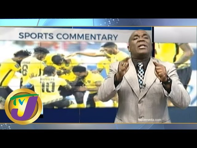 TVJ Sports Commentary: Gold Cup - June 19 2019