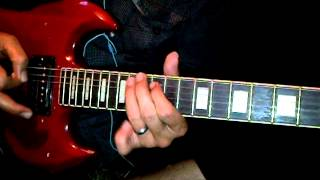 Little Wing melody guitar lesson by Roma CH
