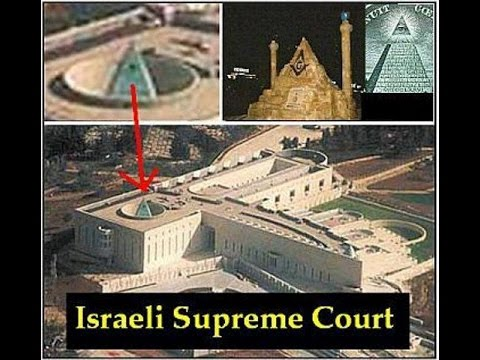The Rothschild's & ISRAELI Supreme Court Building