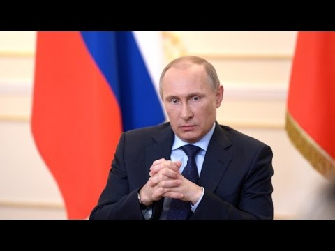 FIELDING QUESTIONS ON CALL IN SHOW, PUTIN PAINTS A ROSY PICTURE OF RUSSIA