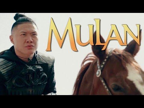 """""""Live Action Mulan""""  ft. David So & JK Films"""