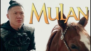 """Mulan Wants The D""  ft. David So & JK Films"
