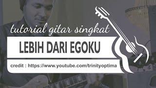 Download lagu Mawar De Jongh - Lebih Dari Egoku | Tutorial Gitar Singkat