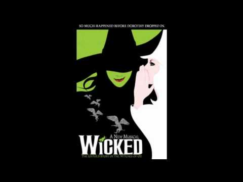 Wicked The Musical Australia - Jemma Rix performing Defying Gravity