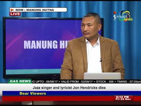 North East New Hub for Development on Manung Hutna 24 November 2017