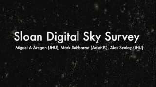Largest Ever Three-Dimensional Map of the Sky
