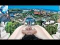 Những khu vui chơi giải trí lạ lùng nhất thế giới