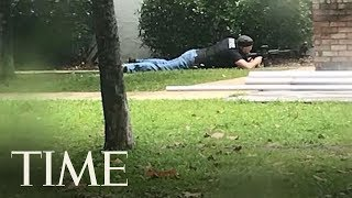 Police Surround Bank & Apartment Building In Panama City, FL After Multiple Gunshots Heard | TIME