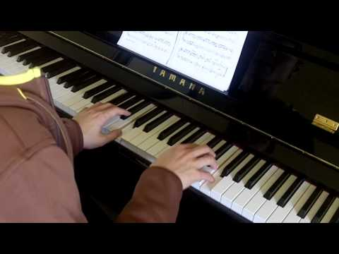 LCM Piano 2013-2017 Grade 3 List C2 Tony Pegler Hand Over Performance