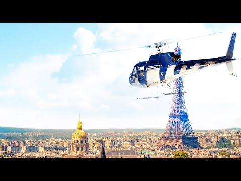 Versailles Helicopter Tour from Paris with Eiffel Tower Fly Over