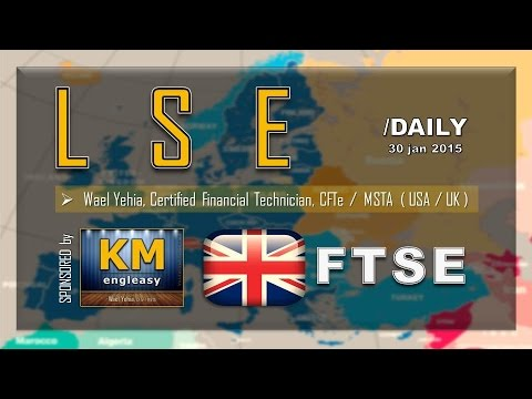 STOCK Market | LSE | FTSE | Daily ( 30 Jan 2015 )