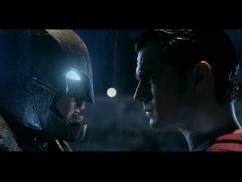 『バットマン vs スーパーマン ジャスティスの誕生』映画オリジナル新予告編