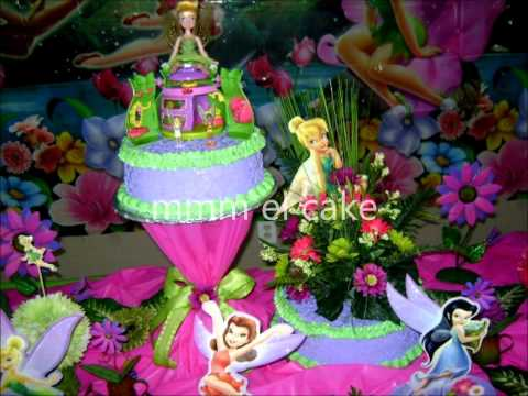 tinkerbell decoration by scarlet