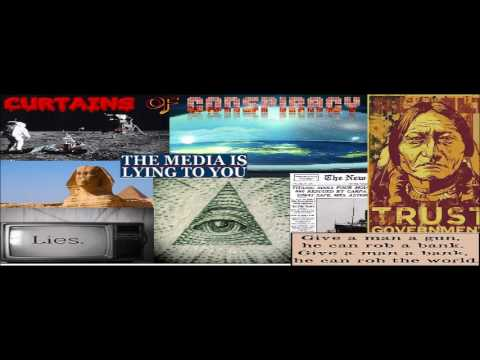 Curtains of Conspiracy Episode 1 Flat Earth