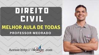 SUPER AULÃO DE DIREITO CIVIL  - DAS PESSOAS