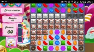 Candy Crush Saga - Level 1221