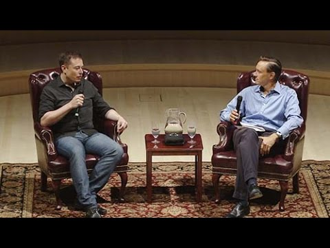 Elon Musk: Switching from Scholar to Entrepreneur