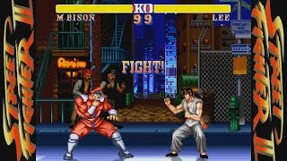 STREET FIGHTER II DELUXE - PC LONGPLAY - M.BISON PLAYTHROUGH [NO DEATH RUN] (FULL GAMEPLAY)