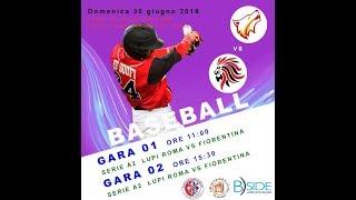 Download Video Baseball Gara 02-  Lupi Roma vs Fiorentina Baseball MP3 3GP MP4