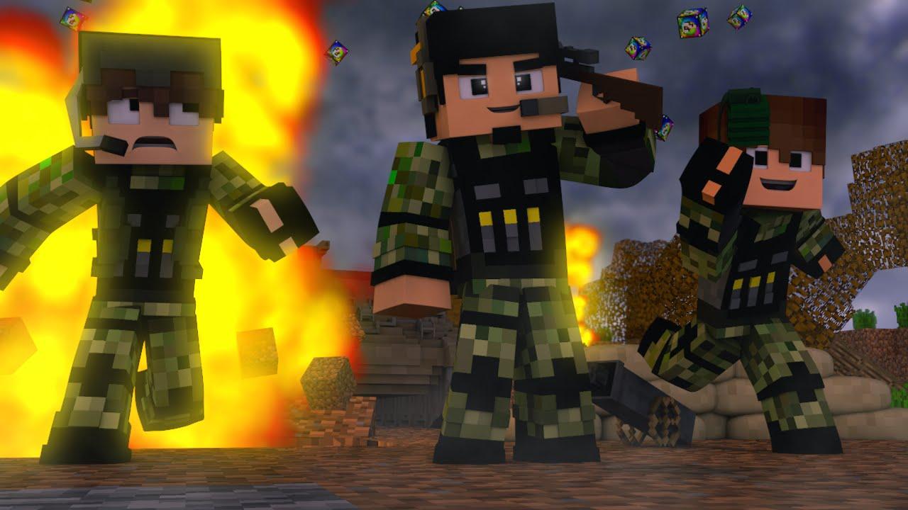 minecraft escadona armas de guerra am3nlc youtube