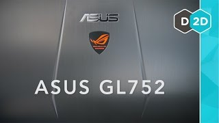 ASUS ROG G752VT: Hands-on Overview
