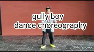 Mere Gully Mein - Divine | Dance Cover | Choreography by rahul bhosale and apurva