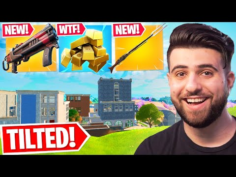 Everything Epic DIDN'T Tell You In Season 5! (Tilted Towers BACK, New Material) - Fortnite Season 5