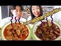 Orang Korea habis 3 porsi Jengkol + 4 Nasi?!