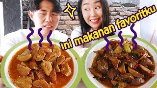 Permalink to Orang Korea habis 3 porsi Jengkol + 4 Nasi?!
