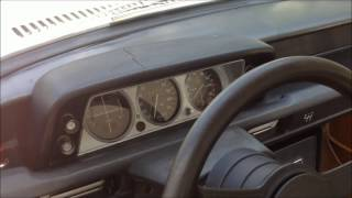 1968 BMW 1600 with M42 engine #0 walk through